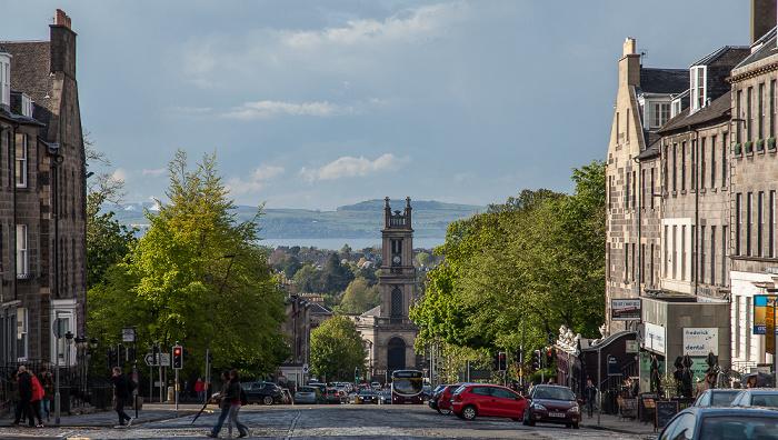 Edinburgh New Town: Frederick Street St Stephen's Church Stockbridge
