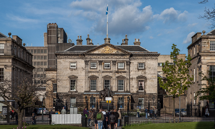 Edinburgh New Town: St Andrew Square - Dundas House (Royal Bank of Scotland)