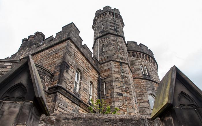 Calton Hill: Old Calton Burial Ground (Old Calton Cemetery) Edinburgh
