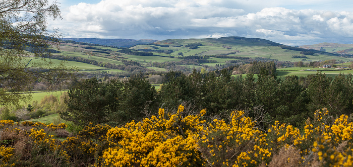 Selkirk Scottish Borders (Southern Uplands)