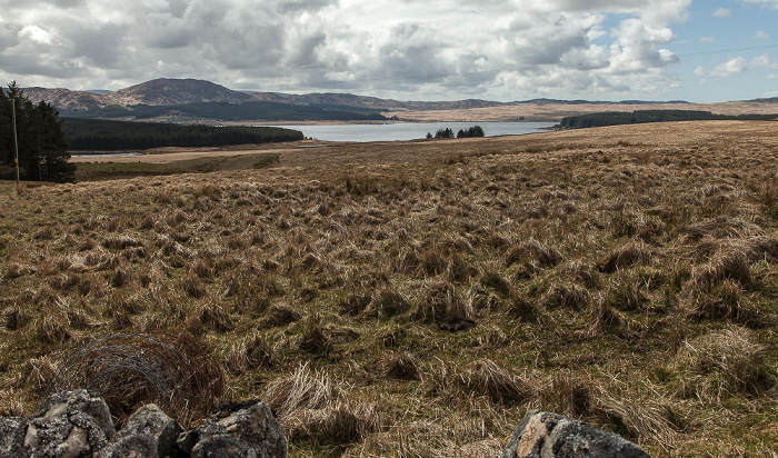 Dumfries and Galloway Loch Doon