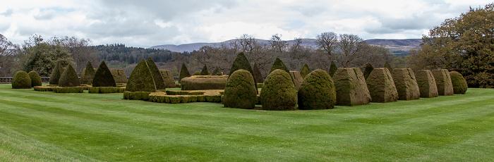 Thornhill Drumlanrig Castle Gardens