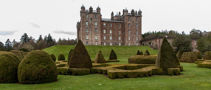 Thornhill Drumlanrig Castle, Drumlanrig Castle Gardens