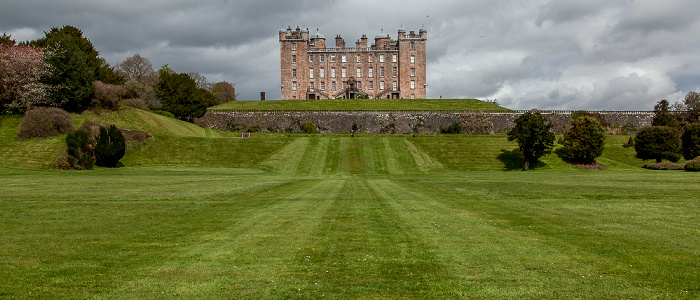 Thornhill Drumlanrig Castle Gardens, Drumlanrig Castle