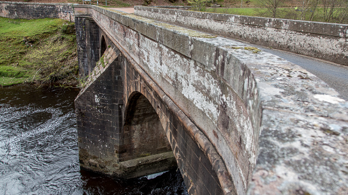 Thornhill Brücke über den River Nith