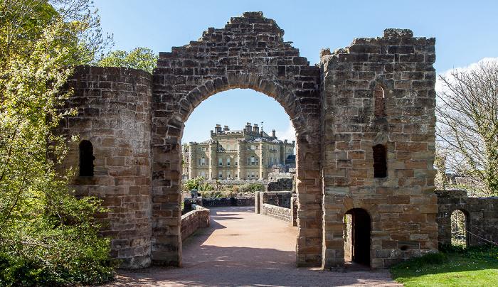 Maybole Culzean Castle Country Park: Ruined Arch
