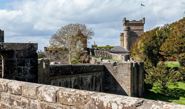 Maybole Culzean Castle Country Park Clocktower Court