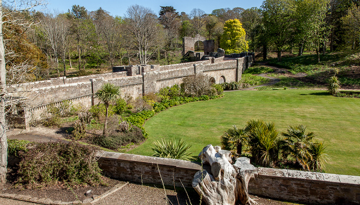 Maybole Culzean Castle Country Park Ruined Arch