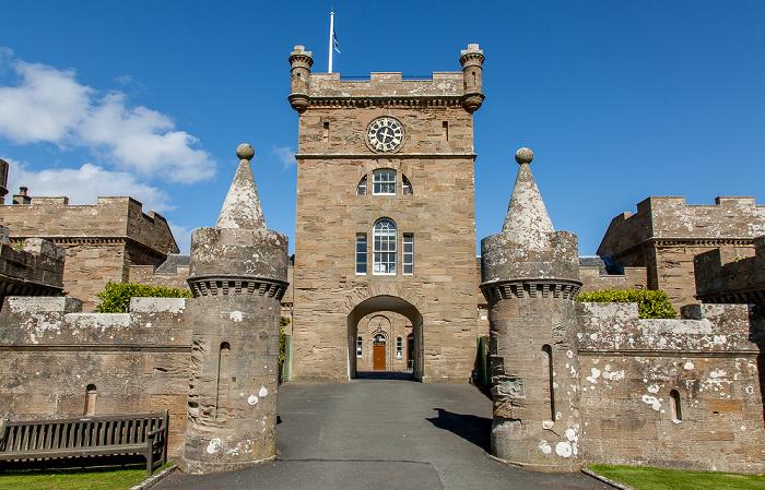 Maybole Culzean Castle Country Park: Clocktower Court