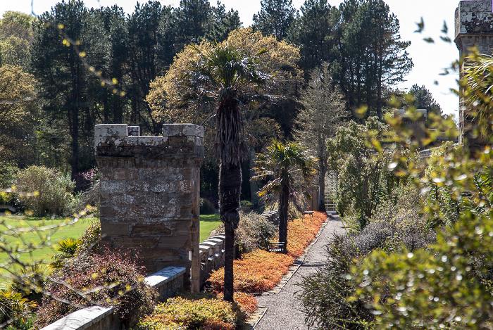 Maybole Culzean Castle Country Park: Fountain Court