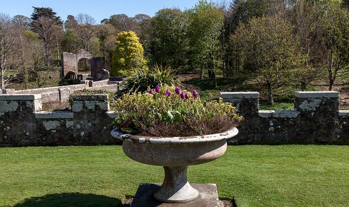 Maybole Culzean Castle Country Park: Fountain Court Ruined Arch