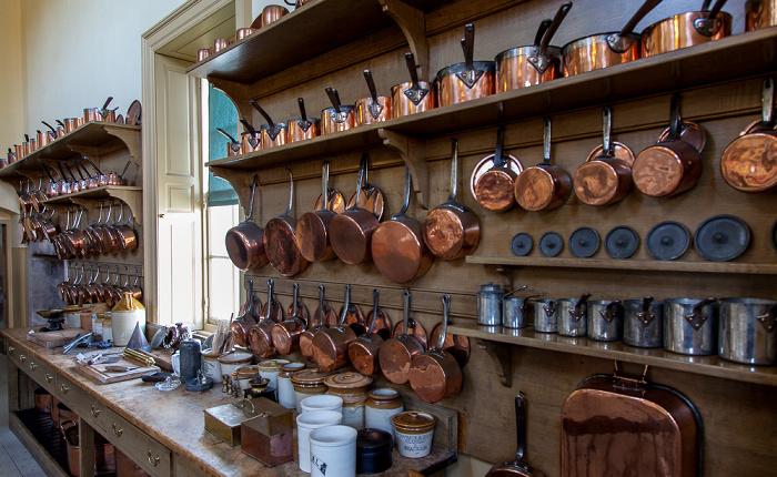 Maybole Culzean Castle: Küche