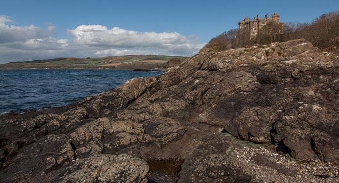 Maybole Firth of Clyde, Culzean Castle Country Park, Culzean Castle