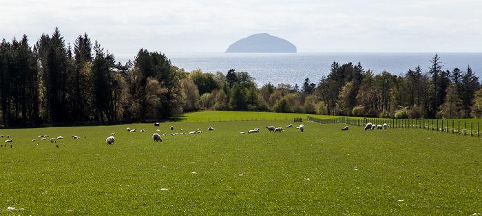 Maybole Culzean Castle Country Park, Firth of Clyde, Ailsa Craig