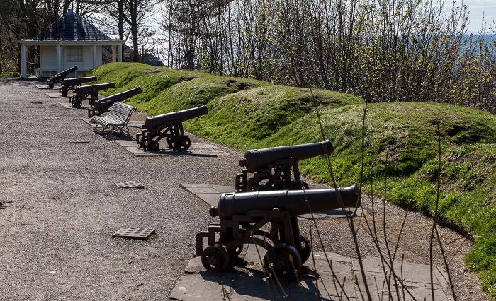 Maybole Culzean Castle Country Park: Battery