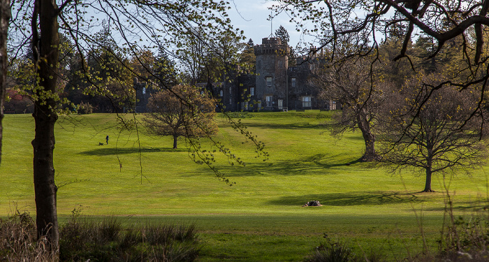 Loch Lomond and The Trossachs National Park: Balloch Castle And Country Park
