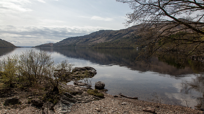 Tarbet (Argyll and Bute) Loch Lomond and The Trossachs National Park: Loch Lomond