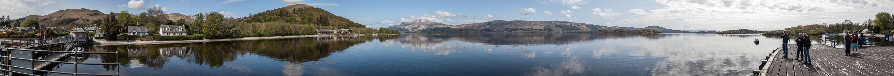 Luss Loch Lomond and The Trossachs National Park