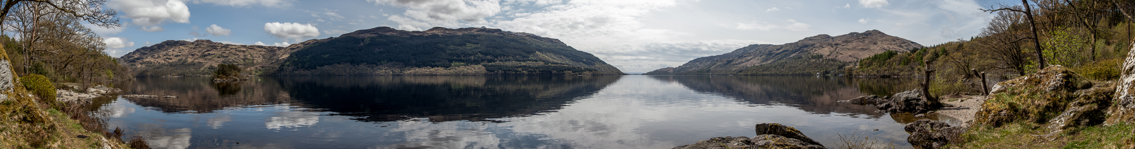 Tarbet (Argyll and Bute) Loch Lomond and The Trossachs National Park