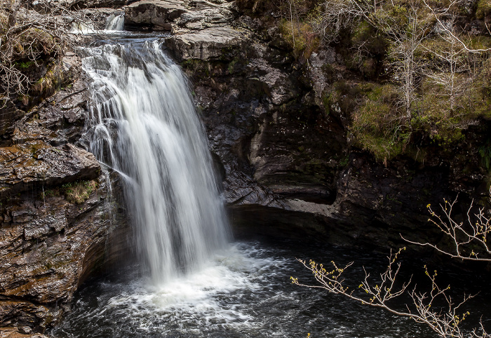 Crianlarich Loch Lomond and The Trossachs National Park: Falls of Falloch