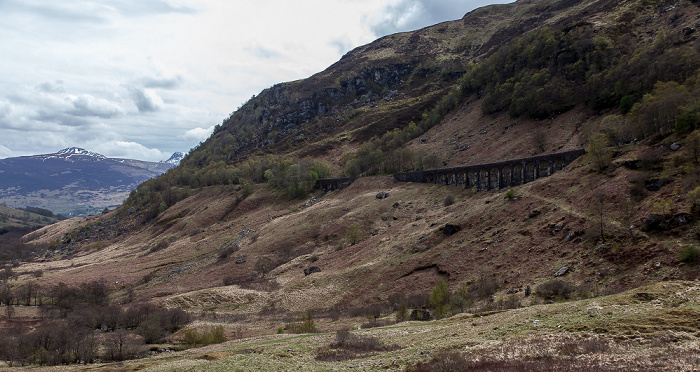 Loch Lomond and The Trossachs National Park: Glen Ogle Viaduct