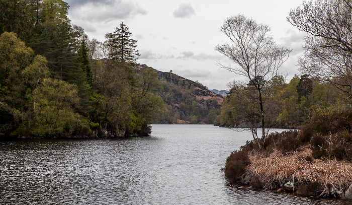 Loch Katrine Loch Lomond and The Trossachs National Park