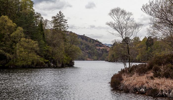 Loch Katrine Loch Lomond and The Trossachs National Park