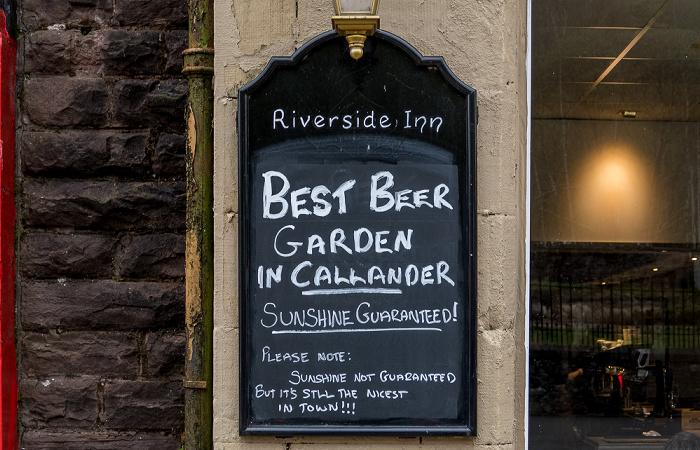 Callander The Riverside Inn