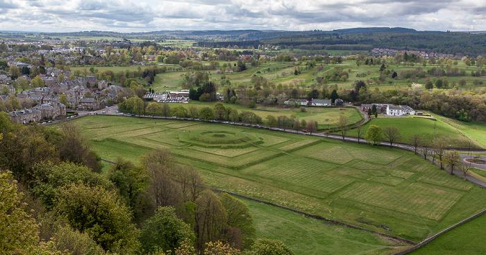 Blick von Stirling Castle