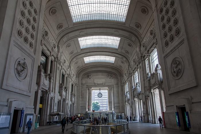 Mailand Stazione di Milano Centrale