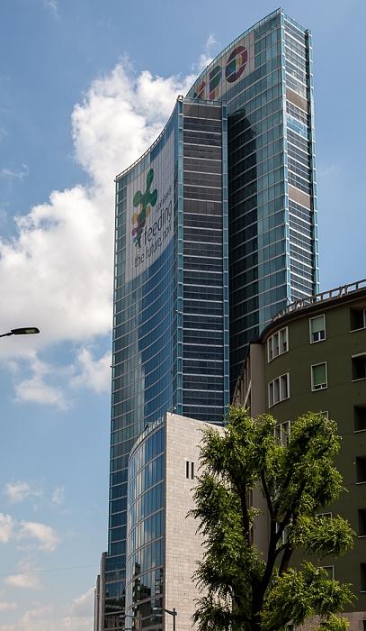 Mailand Centro Direzionale di Milano: Palazzo Lombardia