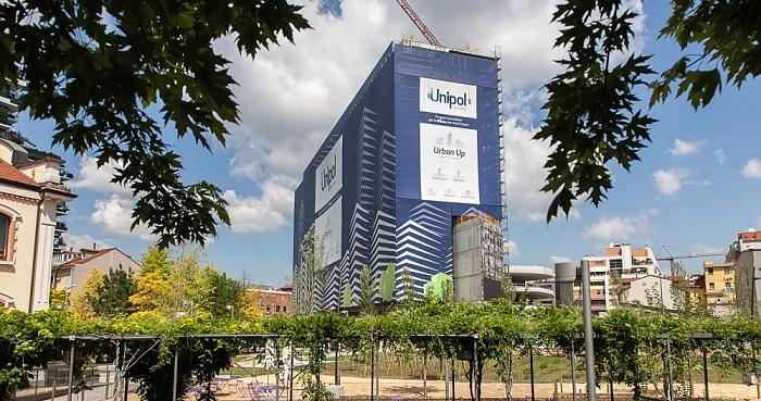 Mailand Centro Direzionale di Milano: Porta Nuova - Edificio Unipol