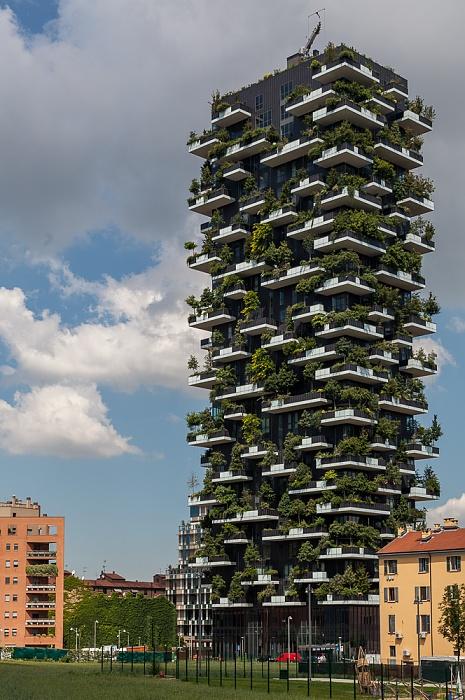 Mailand Centro Direzionale di Milano: Porta Nuova - Bosco Verticale