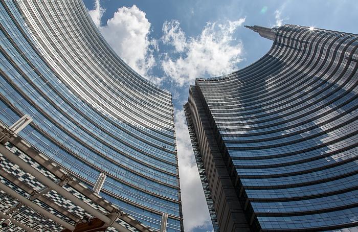 Mailand Centro Direzionale di Milano: Porta Nuova - Torre Unicredit