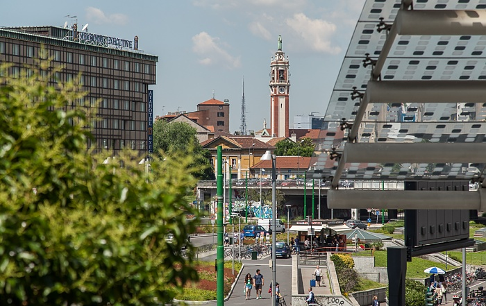 Mailand Centro Direzionale di Milano: Porta Nuova - Viale Luigi Sturzo Atahotel Executive Santuario di Sant'Antonio di Padova