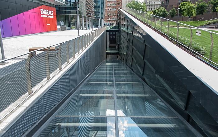 Mailand Centro Direzionale di Milano: Porta Nuova