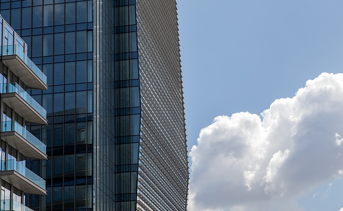 Mailand Centro Direzionale di Milano: Porta Nuova - Torre Diamante