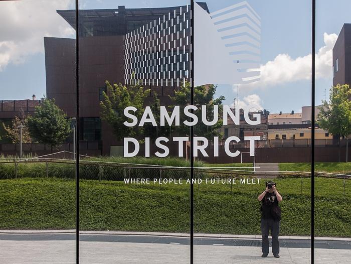 Mailand Centro Direzionale di Milano: Porta Nuova - Diamantini (Samsung District): Jürgen