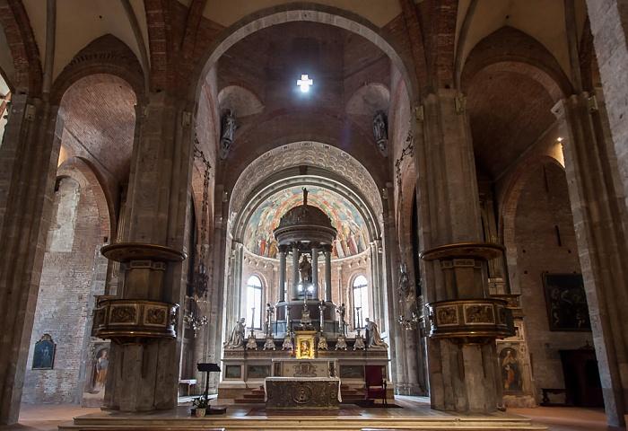 Mailand Basilica of San Simpliciano