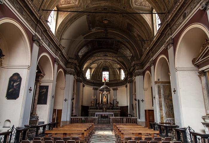 Mailand Chiesa di San Tomaso in Terramara