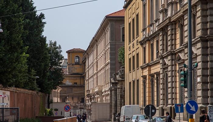 Mailand Via Luigi Illica