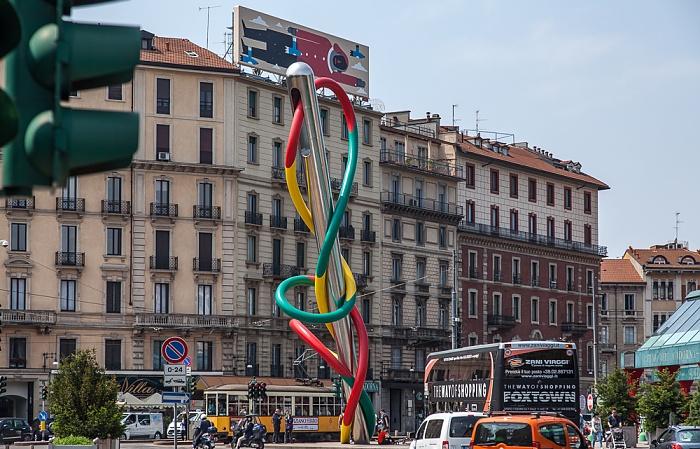 Mailand Piazzale Luigi Cadorna