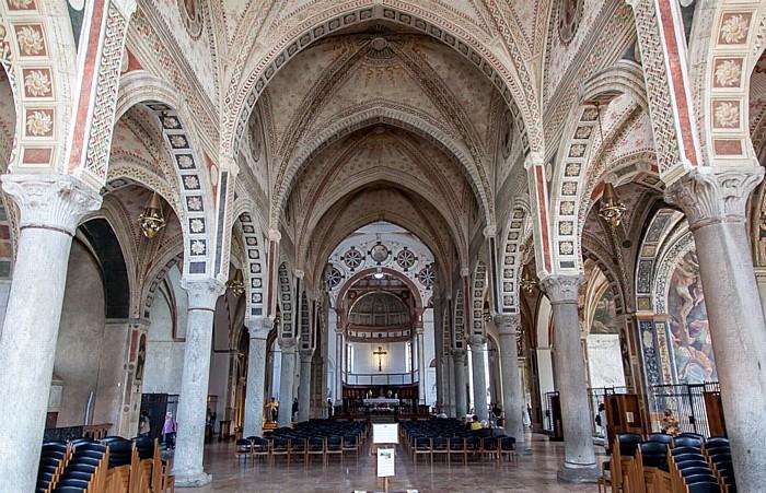 Mailand Chiesa di Santa Maria delle Grazie: Hauptschiff