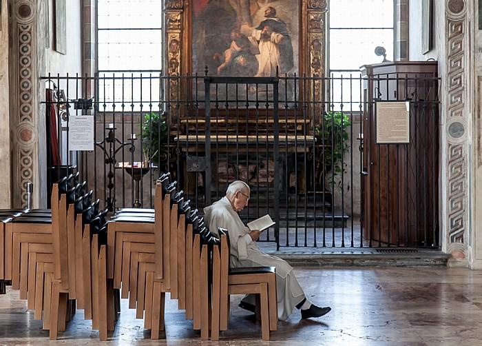Mailand Chiesa di Santa Maria delle Grazie