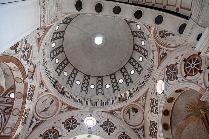 Mailand Chiesa di Santa Maria delle Grazie: Kuppel