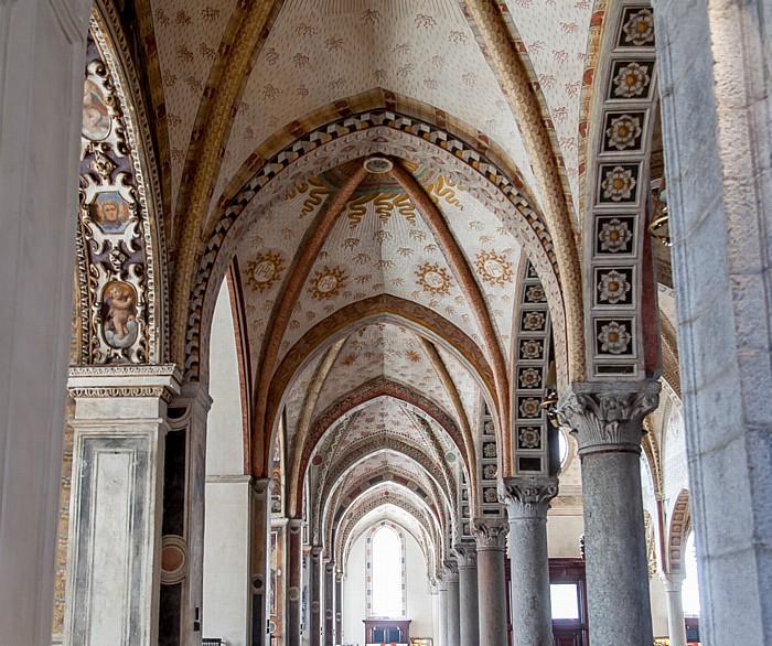 Mailand Chiesa di Santa Maria delle Grazie: Seitenschiff