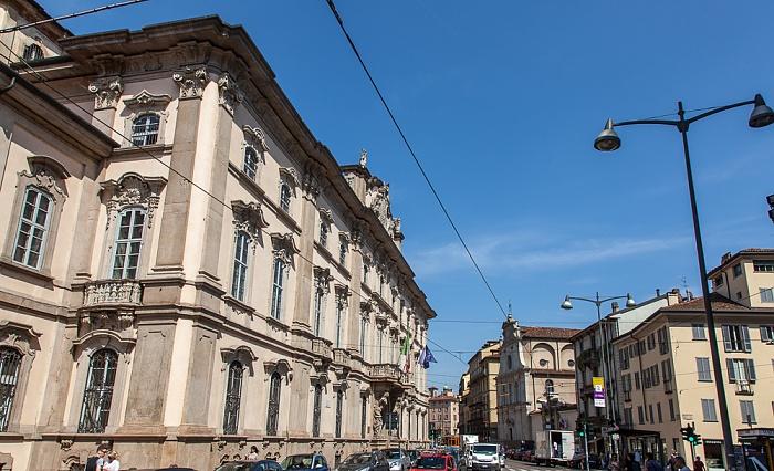 Mailand Corso Magenta Chiesa di San Maurizio al Monastero Maggiore Palazzo Litta