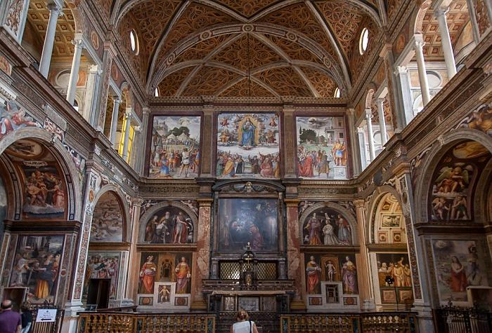 Mailand Chiesa di San Maurizio al Monastero Maggiore