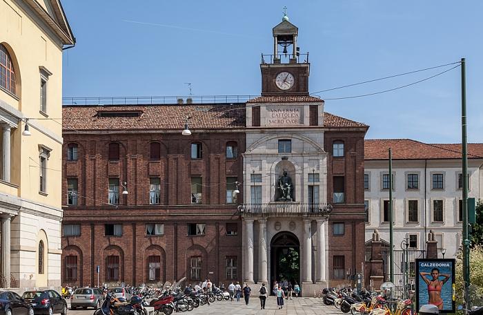 Mailand Piazza Sant'Ambrogio: Università Cattolica del Sacro Cuore