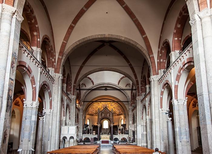 Mailand Basilica di Sant'Ambrogio
